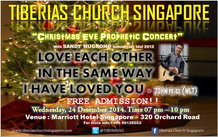 XMas Eve Service 2014